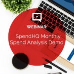 Monthly Spend Analysis Demo Webinar | SpendHQ
